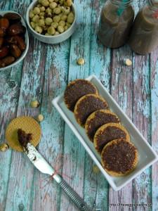 Άλειμμα σοκολάτας με χουρμάδες, το απίστευτο – Amazing homemade date chocolate spread
