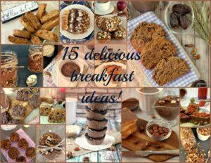15 ιδέες για λαχταριστό πρωινό! – 15 delicious breakfast ideas!