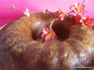Κέικ πορτοκαλιού σε 7 λεπτά - Orange cake in 7 minutes