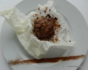 σοκολατένιο μπράουνις με oreo