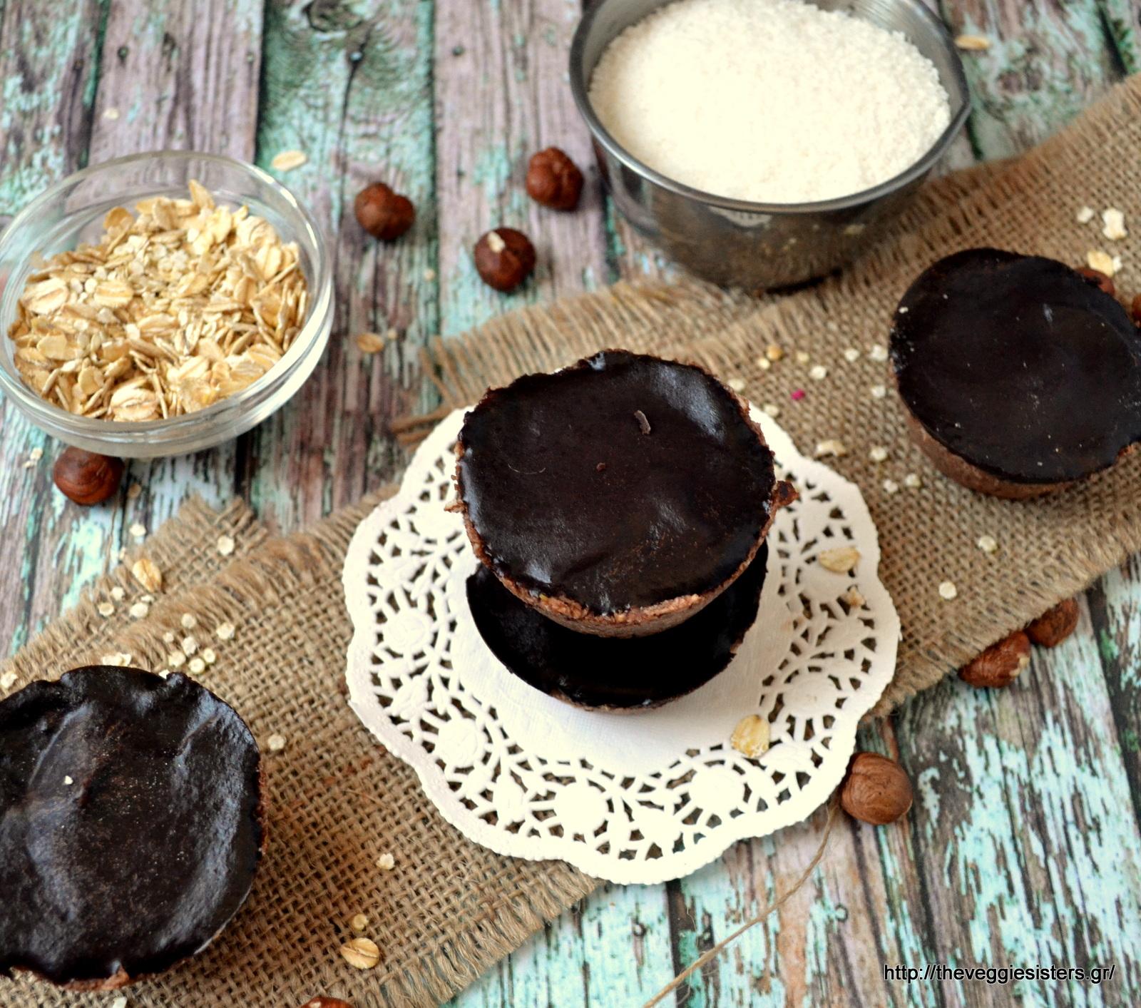 Πανεύκολο σοκολατένιο γλυκάκι με καρύδα