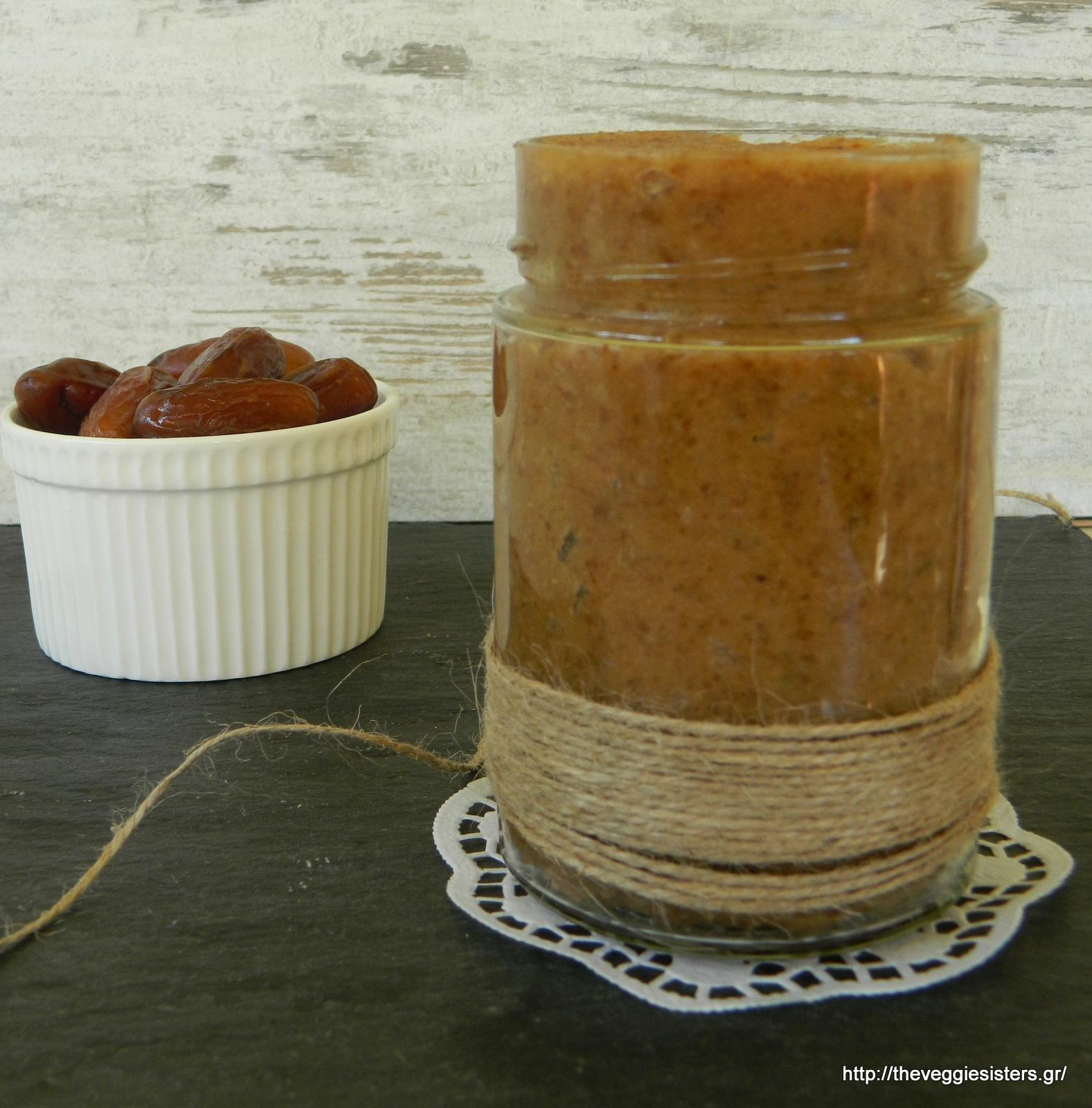 Υγιεινή πανεύκολη καραμέλα από...χουρμάδες! - Healthy supereasy date caramel!