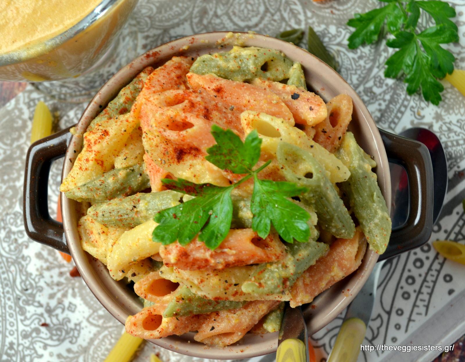 Χορτοφαγικό mac n cheese