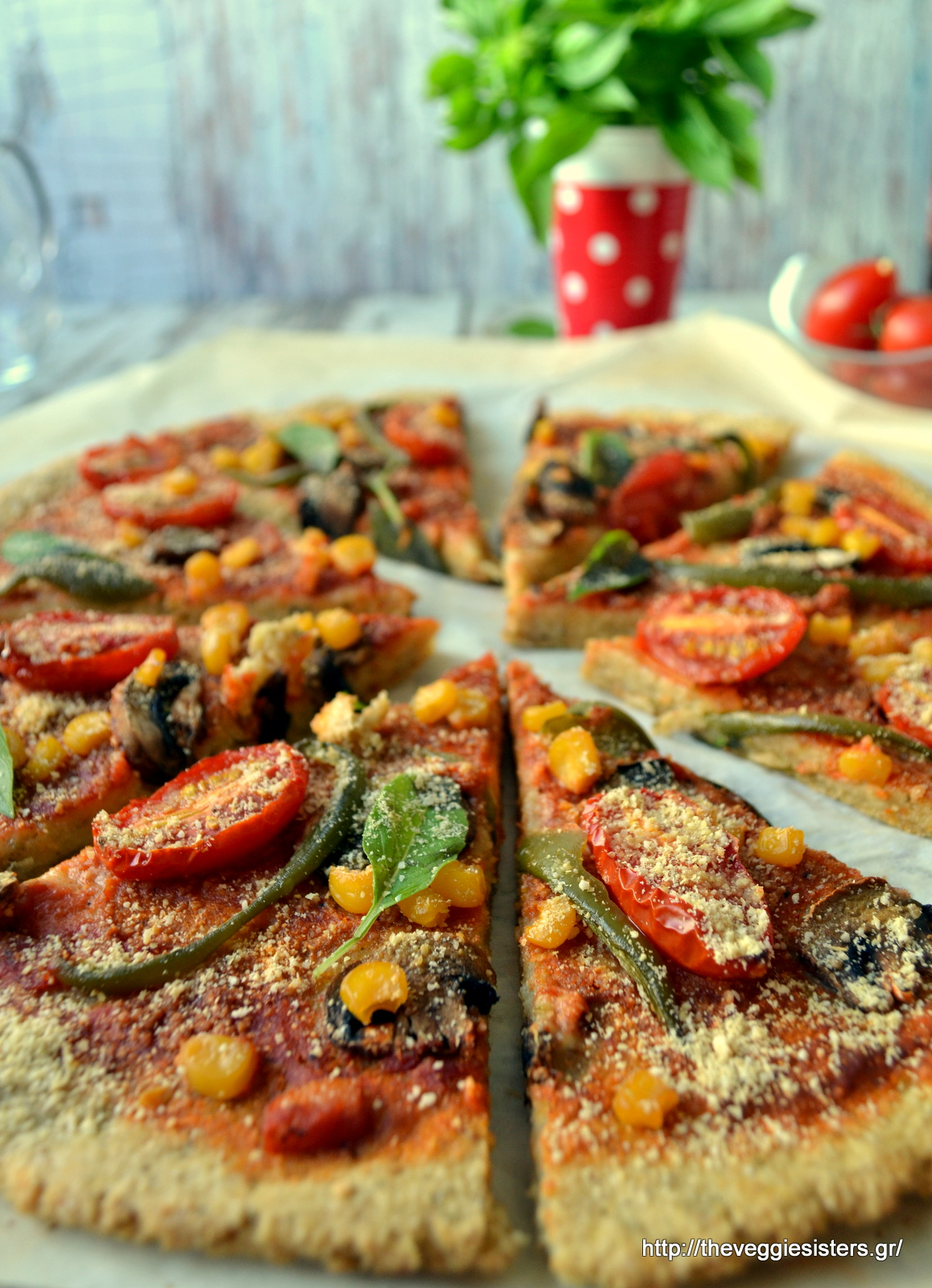 Ώρα για πίτσα - It's pizza time
