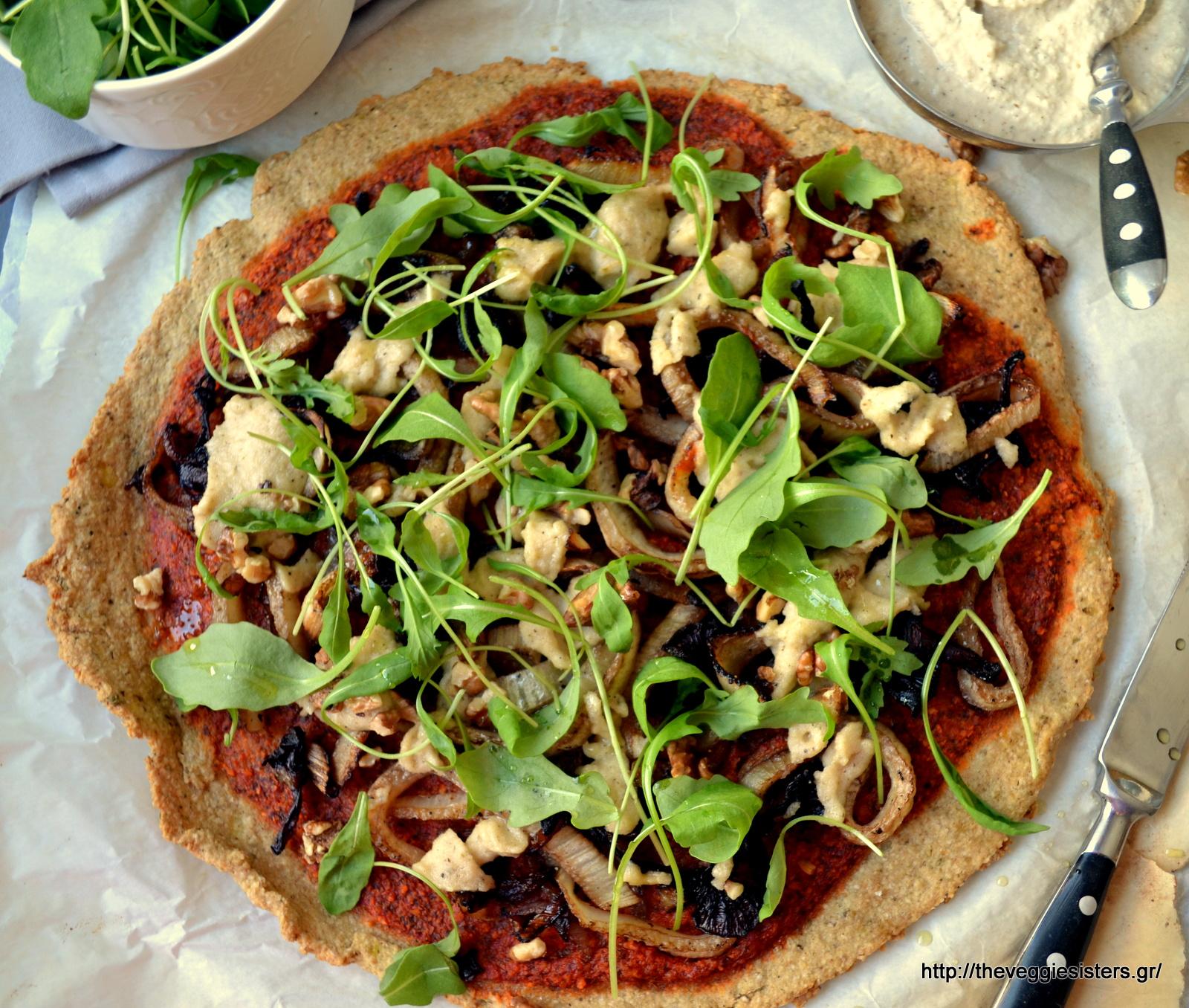 Απόλυτα υγιεινή πίτσα ν.2
