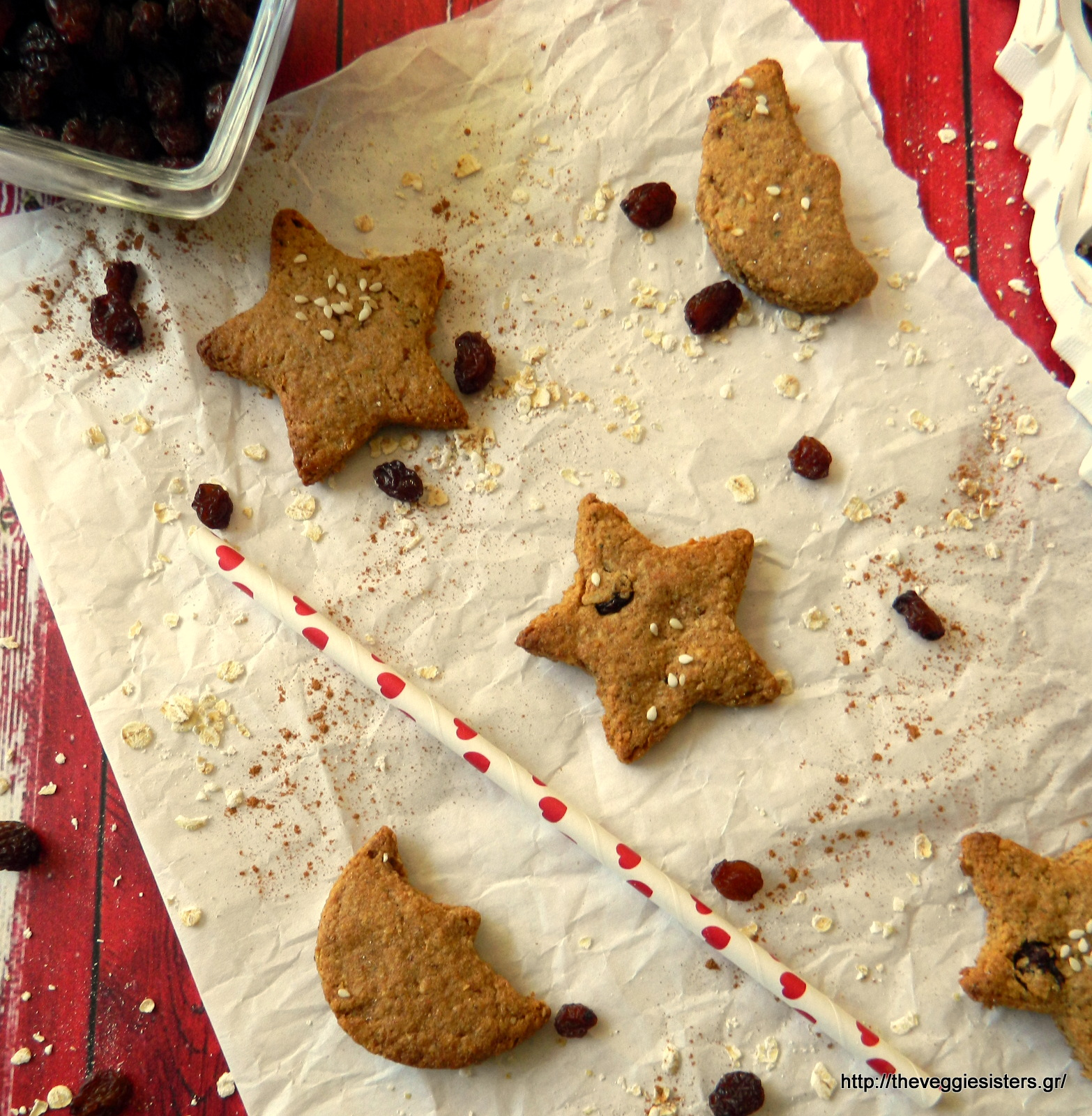 Κουλουράκια κανέλας - Cinnamon cookies