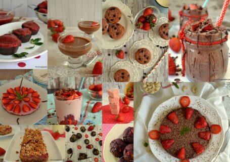 Συνταγές με φράουλες