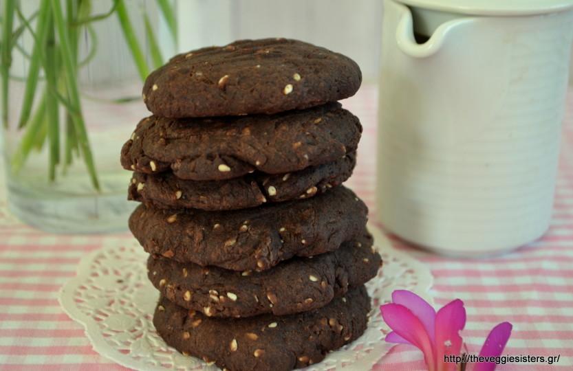Σοκολατένια Μπισκότα