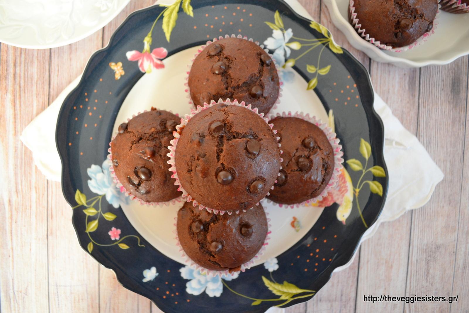 Σοκολατένια μάφινς