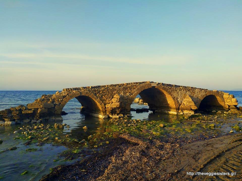 Γέφυρα στο Αργάσι